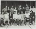 View Group portrait of The Player Guild drama club at Mississippi Vocational College digital asset number 0