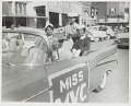 View Portrait of Miss MVC during the homecoming parade digital asset number 0