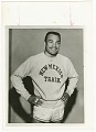 View Contact print of Dick Howard wearing New Mexico Track sweatshirt digital asset number 0