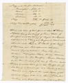 View Bill of sale for two enslaved women, Nelly and Milley, and their six children digital asset number 0