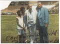 View Photographic print of Carl Lewis with Jesse Owens and two others digital asset number 0