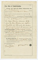 View Bill of sale for Sally and her daughters, Sylvia, Charlotte, and Elizabeth digital asset number 0