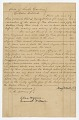 View Bill of sale for an enslaved woman named Nancy digital asset number 0