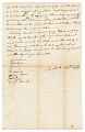 View Will of Frederick Smith leaving an enslaved girl named Betty to his wife digital asset number 1