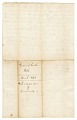 View Will of Frederick Smith leaving an enslaved girl named Betty to his wife digital asset number 2