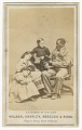 View <I>Learning is Wealth: Wilson, Charley, Rebecca & Rosa, Slaves from New Orleans</I> digital asset number 0