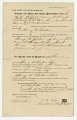 View Bill of sale for a woman, Laurett, and her daughter, Anne digital asset number 0