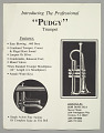 """View """"Pudgy"""" trumpet owned by Dizzy Gillespie digital asset number 3"""