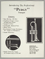 """View """"Pudgy"""" trumpet owned by Dizzy Gillespie digital asset number 2"""