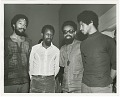 View Photograph of The Last Poets with Amiri Baraka digital asset number 0
