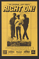 View Film poster for Right On! digital asset number 0
