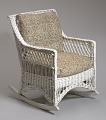 View Wicker rocking chair from Shearer Cottage digital asset number 0