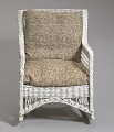 View Wicker rocking chair from Shearer Cottage digital asset number 1