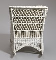 View Wicker rocking chair from Shearer Cottage digital asset number 2