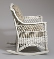 View Wicker rocking chair from Shearer Cottage digital asset number 3