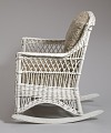 View Wicker rocking chair from Shearer Cottage digital asset number 4
