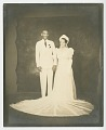 View Wedding portrait of Lollaretta Pemberton and Grover Allen digital asset number 0