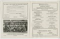 View Program for a college football game between Wilberforce and Tuskegee, 1944 digital asset number 15