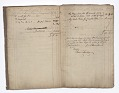 View Wage book for the slave trading ship Fox captained by Robert Mitchell digital asset number 4