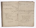 View Wage book for the slave trading ship Fox captained by Robert Mitchell digital asset number 10