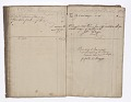 View Wage book for the slave trading ship Fox captained by Robert Mitchell digital asset number 13