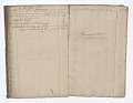 View Wage book for the slave trading ship Fox captained by Robert Mitchell digital asset number 14
