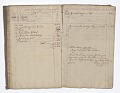 View Wage book for the slave trading ship Fox captained by Robert Mitchell digital asset number 17