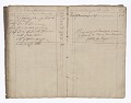 View Wage book for the slave trading ship Fox captained by Robert Mitchell digital asset number 18