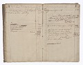 View Wage book for the slave trading ship Fox captained by Robert Mitchell digital asset number 19