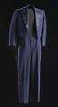 View Tuxedo jacket designed by Sy Devore and worn by Nat King Cole in St. Louis Blues digital asset number 0