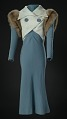 View Costume dress worn by Diana Ross as Billie Holiday in Lady Sings the Blues digital asset number 0
