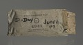 View Pack of bandages from D-Day 1944 digital asset number 0