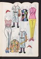 View Book of paper dolls from the television show Julia digital asset number 3