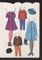 View Book of paper dolls from the television show Julia digital asset number 4