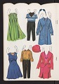 View Book of paper dolls from the television show Julia digital asset number 5