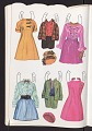View Book of paper dolls from the television show Julia digital asset number 7