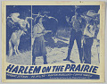 "View Lobby card for ""Harlem on the Prairie"" digital asset number 0"