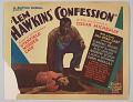 View Lobby card for Lem Hawkins' Confession digital asset number 0