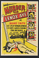 View Poster for Murder on Lenox Ave. digital asset number 0