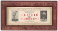 View Advertisement for boxing match between Joe Louis and Max Schmeling digital asset number 0