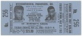 View Ticket for boxing match between Muhammad Ali and Sonny Liston digital asset number 0