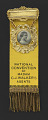 View Badge from the National Convention of Madam C. J. Walker's Agents digital asset number 0