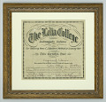 View Diploma from The Leila College digital asset number 0