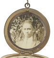 View Locket with photographs of Harriette and Harry T. Moore digital asset number 5