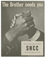 View Flyer promoting Student Nonviolent Coordinating Committee(SNCC) digital asset number 2