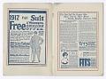 View <I>National Baptist Metoka and Galeda Bible Class Magazine, September 1917</I> digital asset number 1