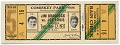 View Ticket to a championship boxing match between Joe Louis and Jim Braddock digital asset number 0