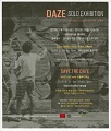 "View Postcard for the ""Daze Solo Exhibition"" exhibition digital asset number 1"