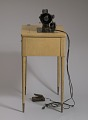 View Singer sewing machine and table from Mae's Millinery Shop digital asset number 4