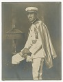 View Photograph of unidentified Pittsburgh-based member of I.B.P.O.E.W. in regalia digital asset number 0